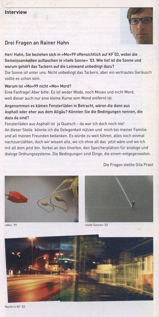 Interview mit Gilla Stollefuß